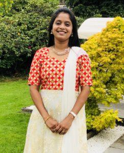Swarna Kumar of Indian Cook School Perth