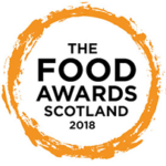 The Food Awards Scotland 2018 Logo